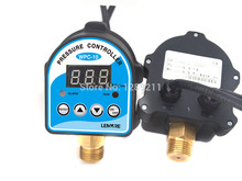 free shipping 2015 direct selling digital pressure switch wpc-10 digital display pressure controller for water pump(China (Mainland))
