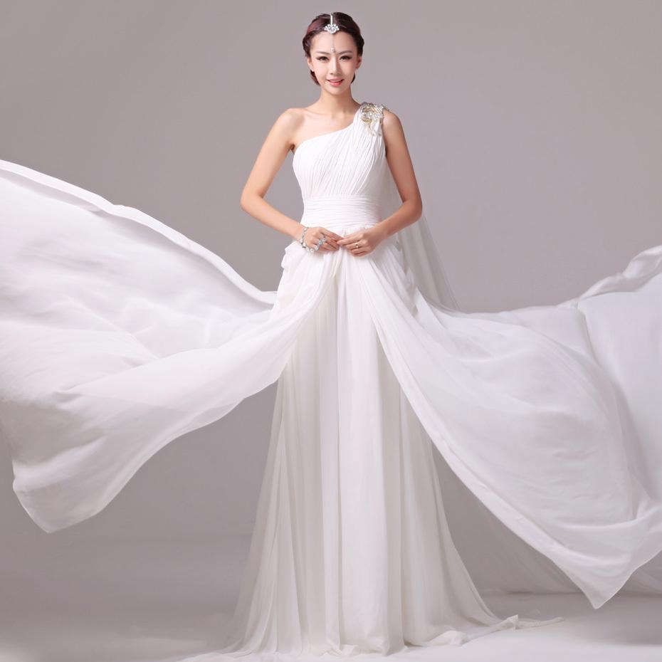 Duolaxianni Greek goddess. 2015 summer fairy chiffon one ...
