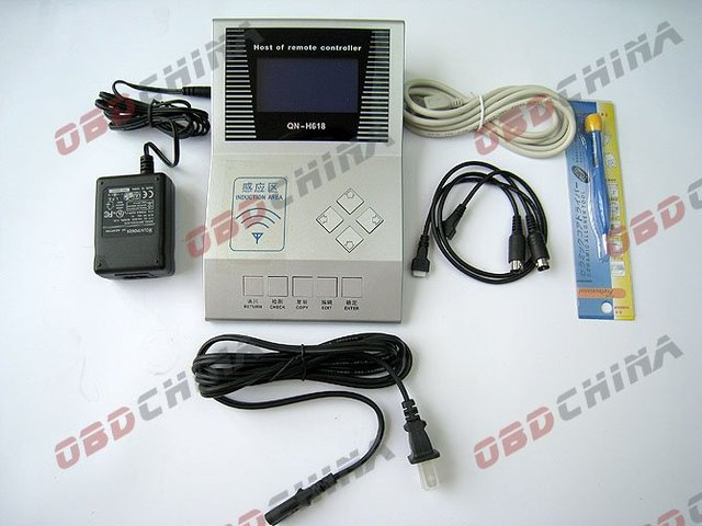 Host of Remote Controller (QN-H618) [GinaGuo--OBDChina] (Host of Remote Controller,remote copy machine,key regenerator)