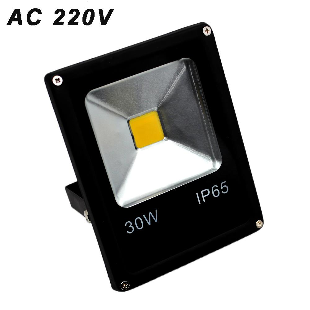 led flood light reflector 10w 20w 30w 50w ip65 outdoor. Black Bedroom Furniture Sets. Home Design Ideas