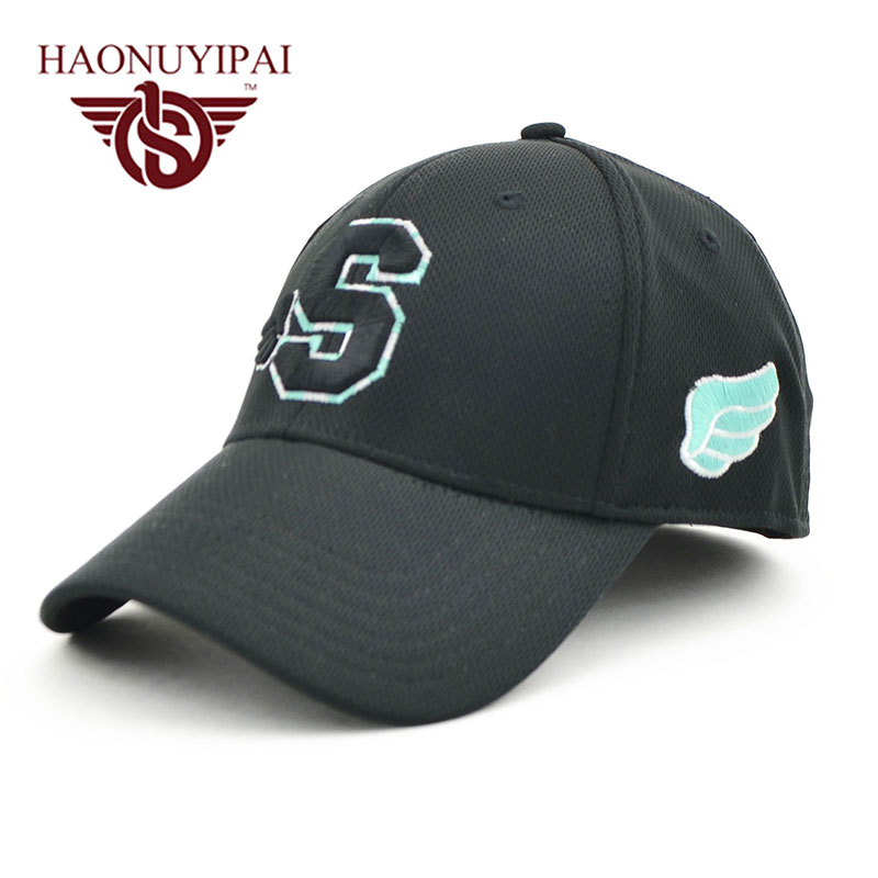 2016 New Fashion Cotton Embroidery Letter Simple Baseball Cap Bling Outdoor Hiking Fishing Polo Hats Basket Homme Gorro F15(China (Mainland))