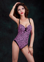 New Arrival Sexy Monokini Alluring One Piece Swimsuit Bathing Suits Woman Beach Swimwear Plus Size M-6XL XX-044