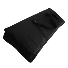 Portable Sturdy 76-Key Electric Piano Cotton Padded Case Gig Bag with Zippered Pocket 420DOxford Cloth(China (Mainland))