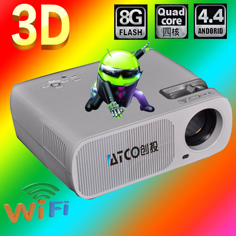 Online get cheap portable projectors laptops aliexpress for Handheld projector for laptop
