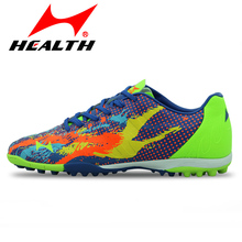 Health top soccer shoes kids football boots cleats futsal adult child crushed breathable sport plus 36-45 - HEALTHsport Store store