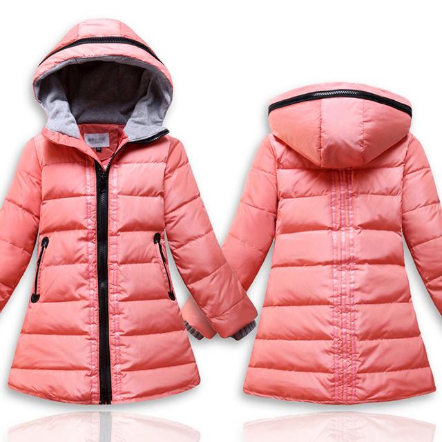 Girls Padded Winter Coat - Coat Nj
