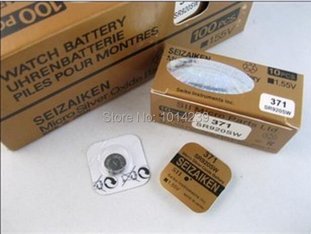 Аккумулятор таблеточного типа 5pcs/371 SR920SW LR69 LR920 AG6 батарейка rexant lr69 ag6 lr921 g6 171 gp71a 371 sr920w 30 1035 10 штук