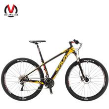 "SAVA DECK500 30 Speed Carbon Fiber T700 Mountain Bike 29"" Ultralight MTB Bicycle Cycle M780 XT Derailleur Oil Brake(China (Mainland))"