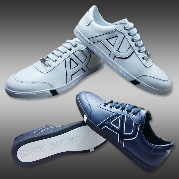 AJ men shoes Italy brand Casual leather shoes Flat 2015 new keenly priced good quality and service be meet your preferences(China (Mainland))