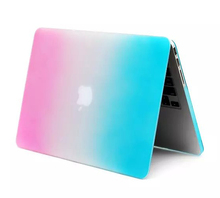 Crystal/Matte Case for Apple MacBook Air 11 13 Pro 12 13 15 inch Protector Cover Case + Keyboard Cover + Screen Protector Film(China (Mainland))