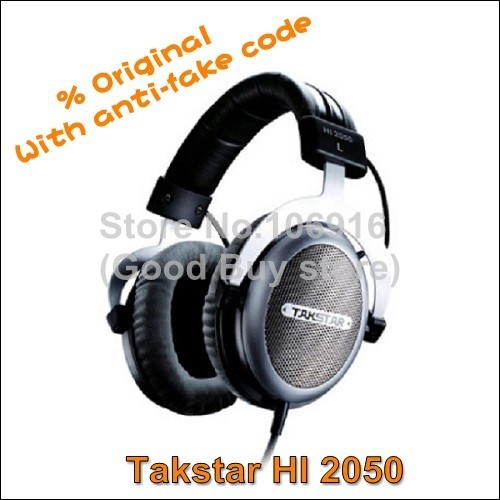 Only For Russia Buyers %Takstar HI 2050 Hi-Fi Stereo Headphones Open Dynamic Audio Headset & Earphone Without Original Packaging(China (Mainland))