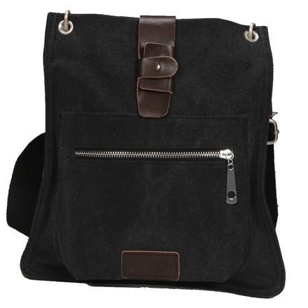 2014 personality man bag shoulder bag 100% male cotton canvas bag messenger bag vintage