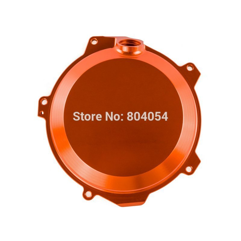 Orange New CNC Billet Clutch Cover Outside Fits For KTM 250 SX-F XC-F 2013 2014 2015