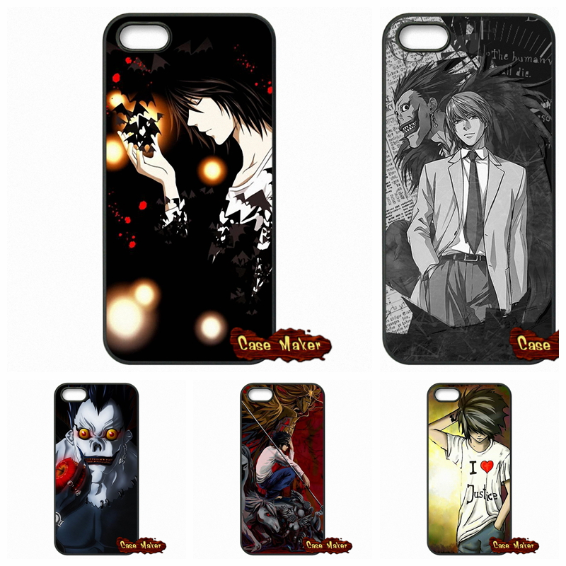 Anime Manga Death Note Cases Cover For LG G2 G3 G4 G5 Mini G3S L65 L70 L90 K10 For LG Google Nexus 4 5 6 6P(China (Mainland))