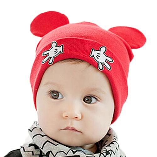 Розничная мужская мультфильм маленькая рука с двойным шапочки хлопок шляпы детей ...