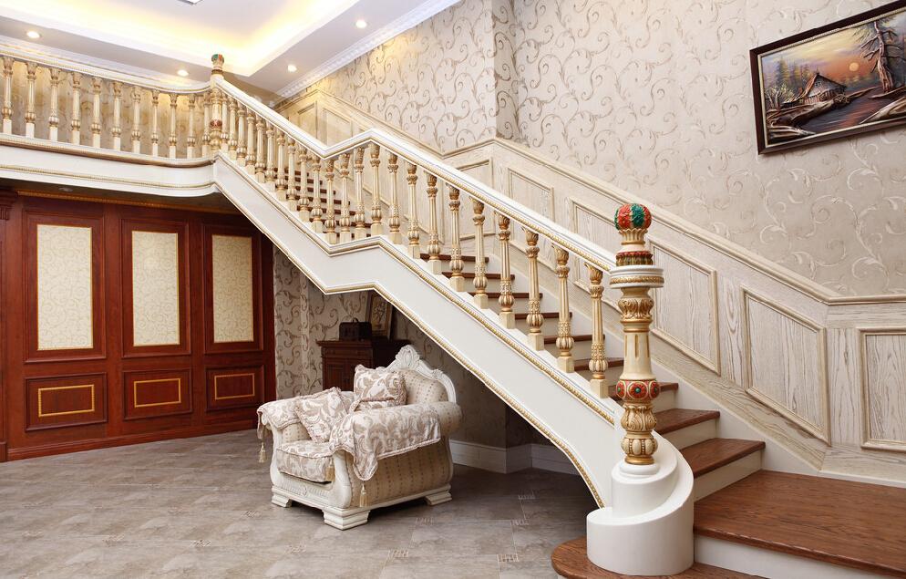 indoor interior construir escalera flotante con ma
