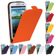 New Sale Luxury Wallet Flip Cover Case For Samsung I9300 Galaxy SIII S3 Cell Phone S3 neo i9301 PU Leather Case with Card Slot