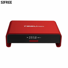 Buy 2017 T95U PRO Android 6.0 TV Box Amlogic S912 Octa core Support Dual band WiFi VP9 H.265 UHD 4K Player RAM 2GB ROM 16GB keyboard for $85.40 in AliExpress store
