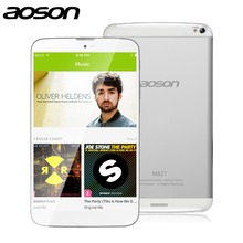 3G Phone Call Tablet PC Aoson M82T 8 inch Quad Core MTK8283 Dual Camera 5MP 1G 8G WIFI 3G Bluetooth Android Phablet SG Post Free