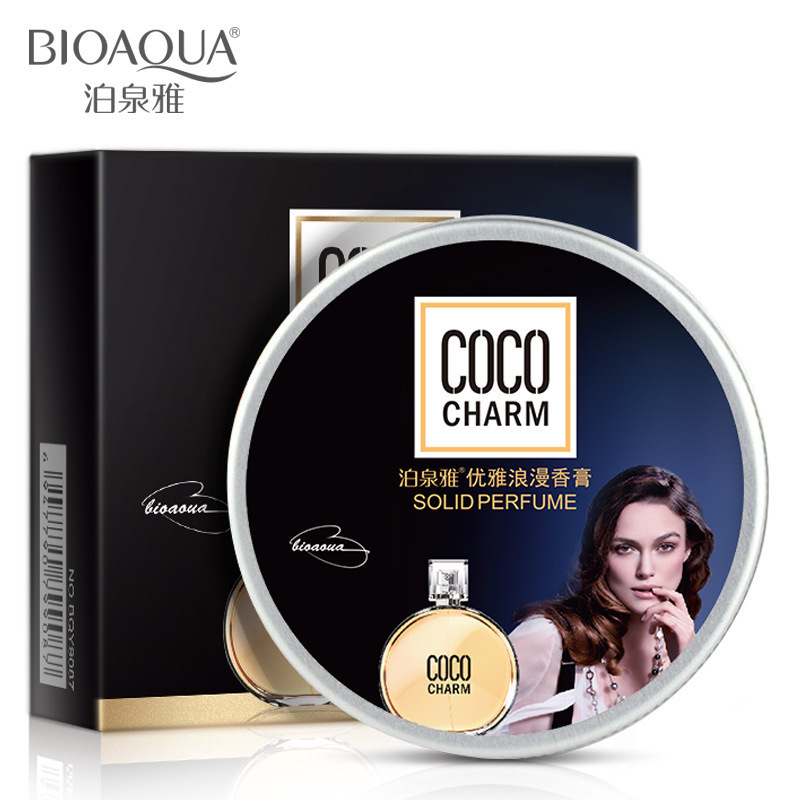 New 1 Pcs Brand Originals Feminino Perfumes and Fragrances for Women Parfum Deodorant Perfumesl Solid Fragrance Women Perfume(China (Mainland))