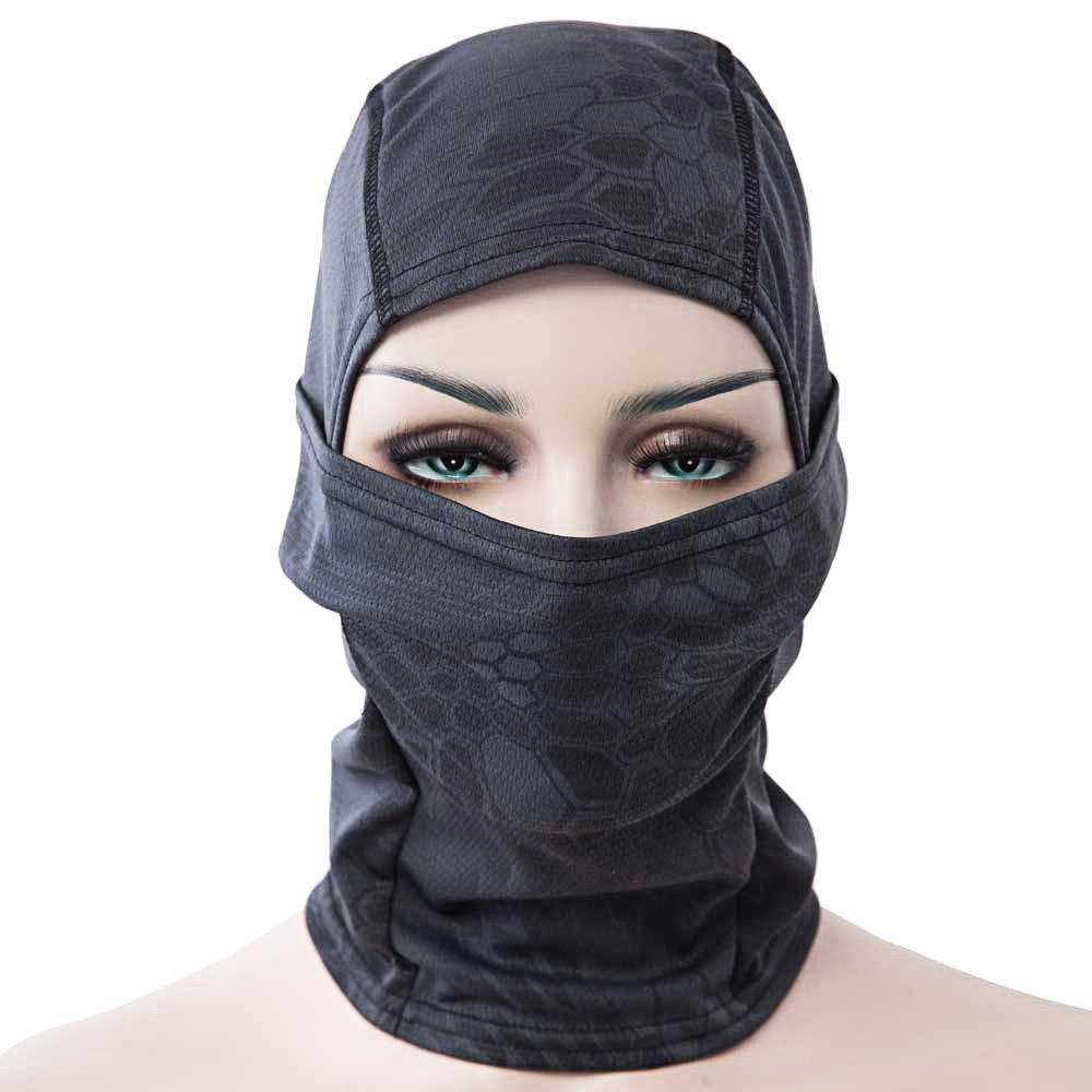 2016 New Novelty Chiefs Headband Camouflage Balaclava Hunting Outdoor Motorcycle Ski Cycling Protection Full Face Mask For Man(China (Mainland))