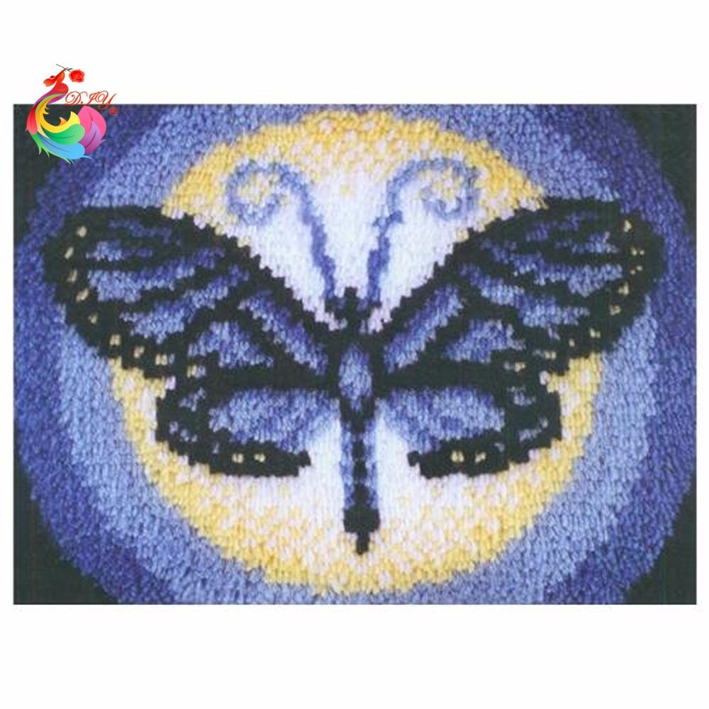 Compra Mariposa Crochet Puntada Online Al Por Mayor De