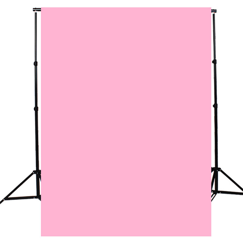3x5ft Baby Pink Thin vinyl Photography Background For Studio Photo Props Photographic Backdrops Cloth 90x150cm(China (Mainland))