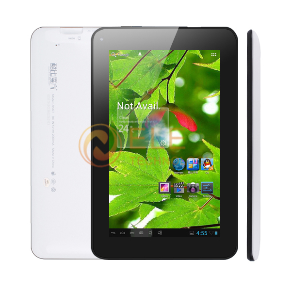 7 inch IPS cube u25gt Quad core 1GBMB RAM 8GB ROM android tablet pc