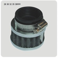 Gy6 139QMB Scooter Moped Performance Air Filter 50cc Mouth by 28 30 32 38 MM