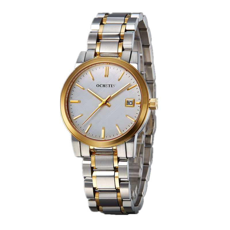 Quartz Watch Business Mens Wrist Watches Waterproof Roles watches Men Stainless Steel Strap Relojes Hombre 2016(China (Mainland))