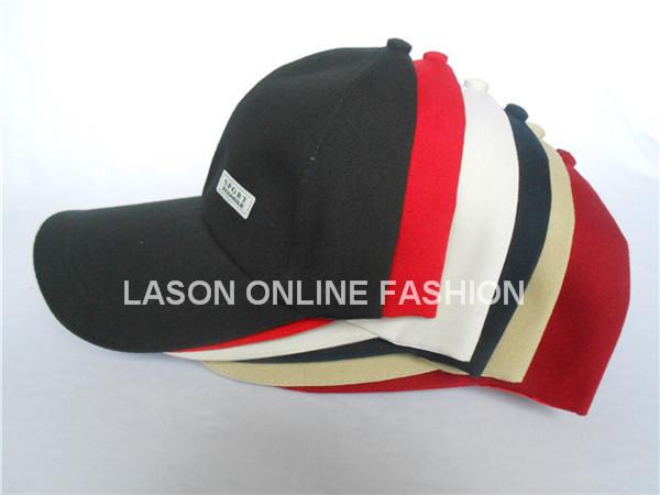 DHL/EMS 20pcs/lot New Mens Casual Hat Baseball Cap Women Ball Caps Adjustable Size Hats(China (Mainland))