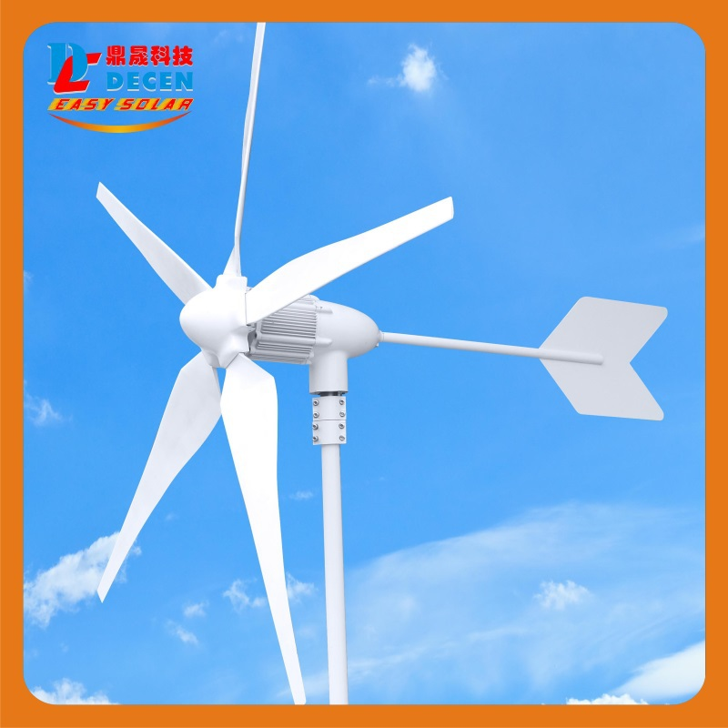 600W High efficiency wind generater Small size Low weight. Low noise Easy install 5 blades CE certificate<br><br>Aliexpress