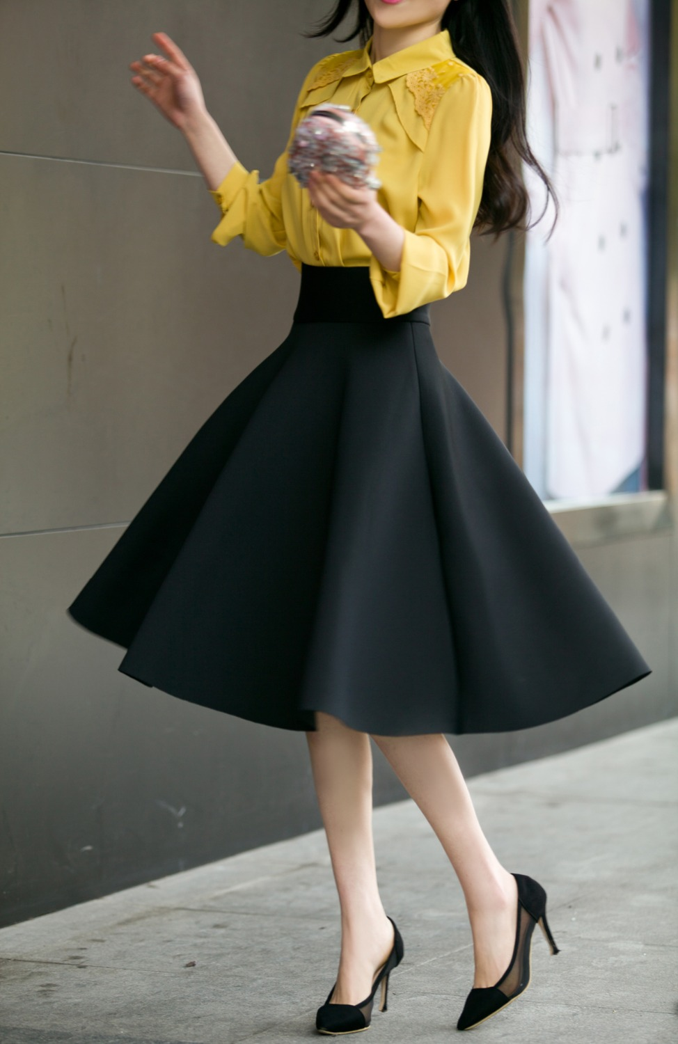 Buy low price, high quality full circle skirt with worldwide shipping on fluctuatin.gq