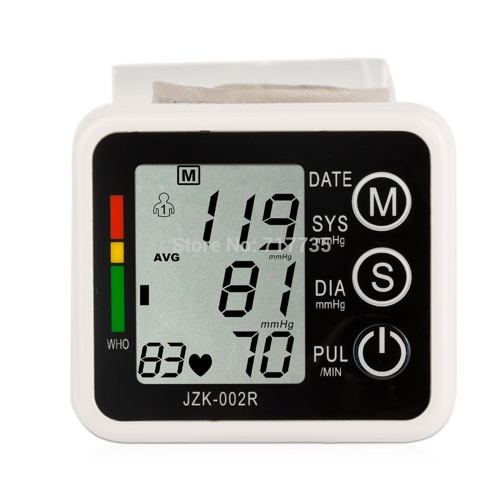 2014 new products Sphygmomanometer wrist blood pressure monitor portable blood pressure monitor(China (Mainland))