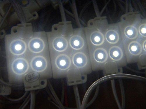 IG Wholesale 20pcs 5730 SMD 4-LED Module White Waterproof Modules DC 12V(China (Mainland))