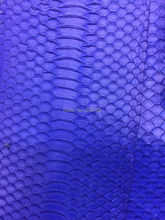 Matte Prominent Genuine Snake Skin Leather Piece ,Belly type, for Crafts /Handbag/Clutch,Free Shipping(China (Mainland))