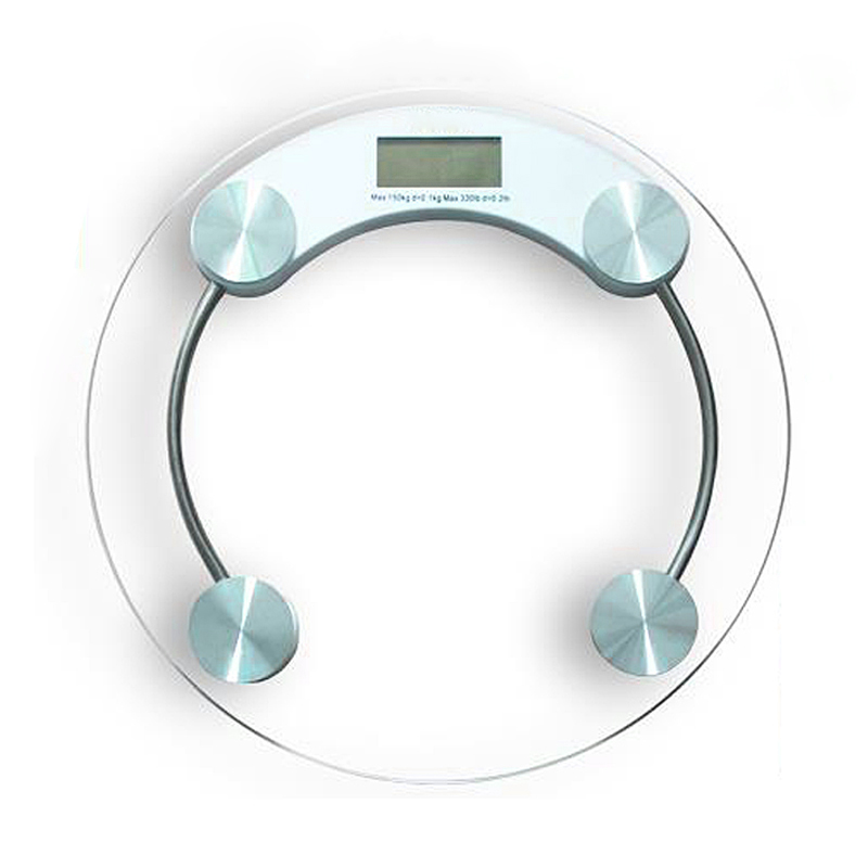 Digital LCD Electronic Glass Bathroom Weighing Scales Weight Loss Bath  Health 88(China (Mainland