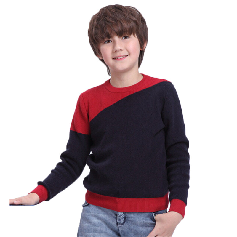 Knitting Kids Sweater : Knitting high quality children s clothing sweater