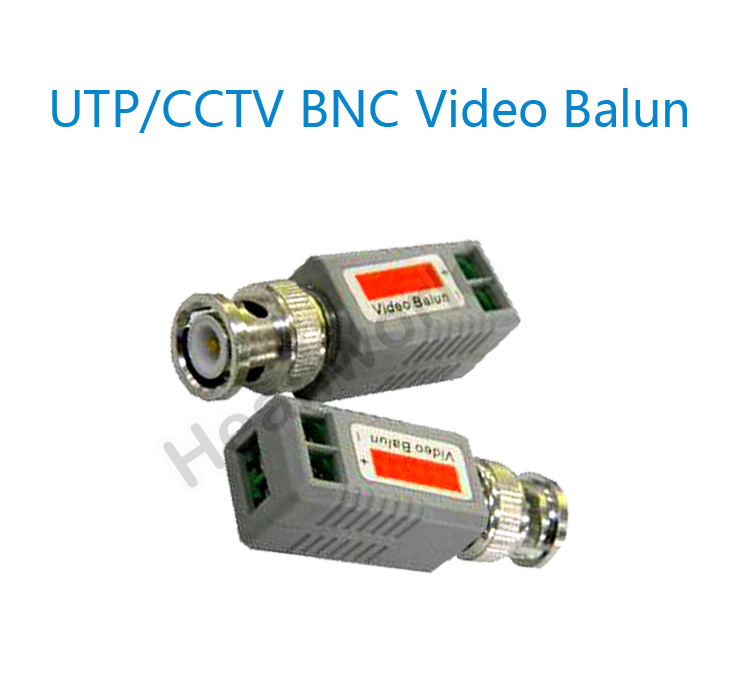 UTP,cctv BNC video Balun cctv camera Transceivers with PCB board inside stable CCTV spare parts video balum for camera and DVR(China (Mainland))