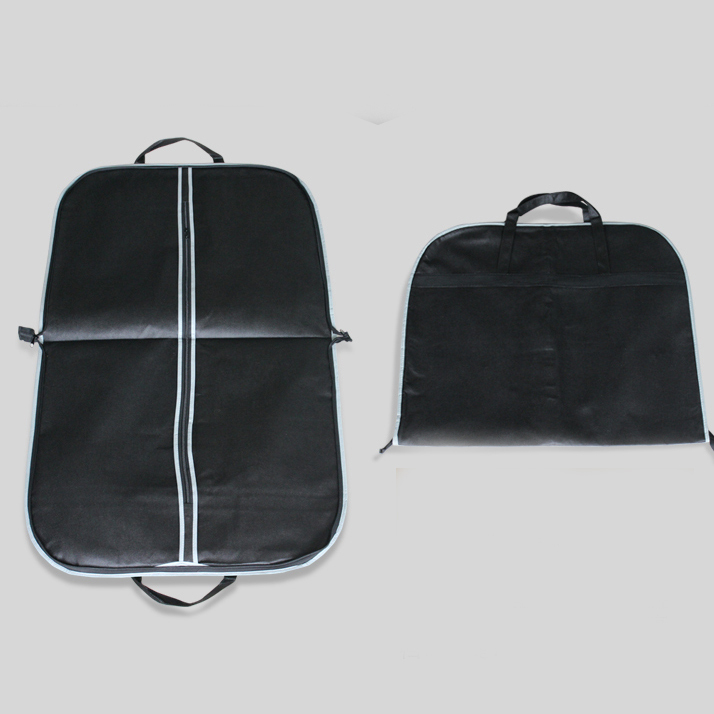 2016 Fashion New High quality black Foldable waterproof Suit Cover Bag Storage Protector(China (Mainland))