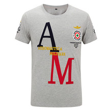 Buy 2016 new Aeronautica Militare Men Short Sleeve T Shirt Embroidery Air Force One Homme AM T-shirt Men Military la army Shirt for $16.00 in AliExpress store