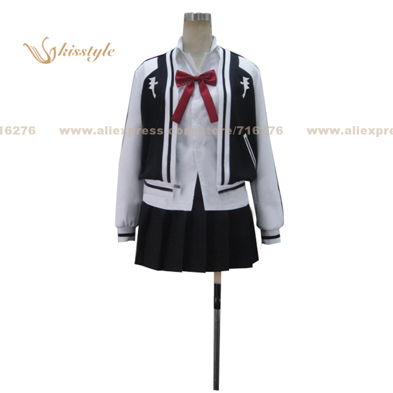 Kisstyle Fashion Kill LA Kill Ryuko Matoi Daily Uniform COS Clothing Cosplay Costume,Customized AcceptedОдежда и ак�е��уары<br><br><br>Aliexpress