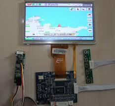 7 polegada écran tactile LCD de l' ordinateur de bord Kit bricolage(China (Mainland))