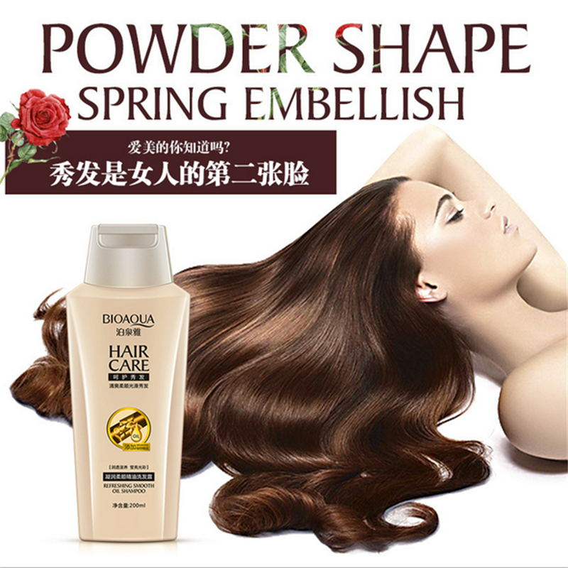 Hair Shampoo Hair Growth Nourishing Anti dandruff Shampoo Professional Care 200ml Hair Loss Preventing Activate hair Products(China (Mainland))