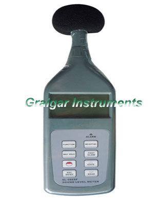 Digital Sound  Level Meter, Self Calibration,SL5868P,Free Shipping of Fedex,DHL,EMS<br><br>Aliexpress