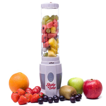 EU plug Electricity Juicer Blender shake n take blender mini juice Machine Pocket Sports Bottle Multifunctional(China (Mainland))