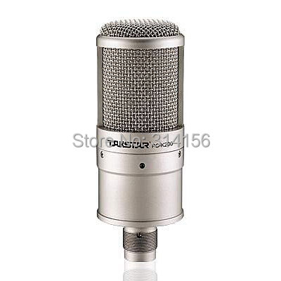 Takstar PC-K200 Microphone Wide frequency response range/high sensitivity use for Recording/broadcasting/on-stage performance(China (Mainland))