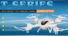 X300-2 2.4GHZ Aircraft on board HD Camera Wifi FPV Quadcopter frame Drone Helicopter de controle remoto grand RC Drone airplane