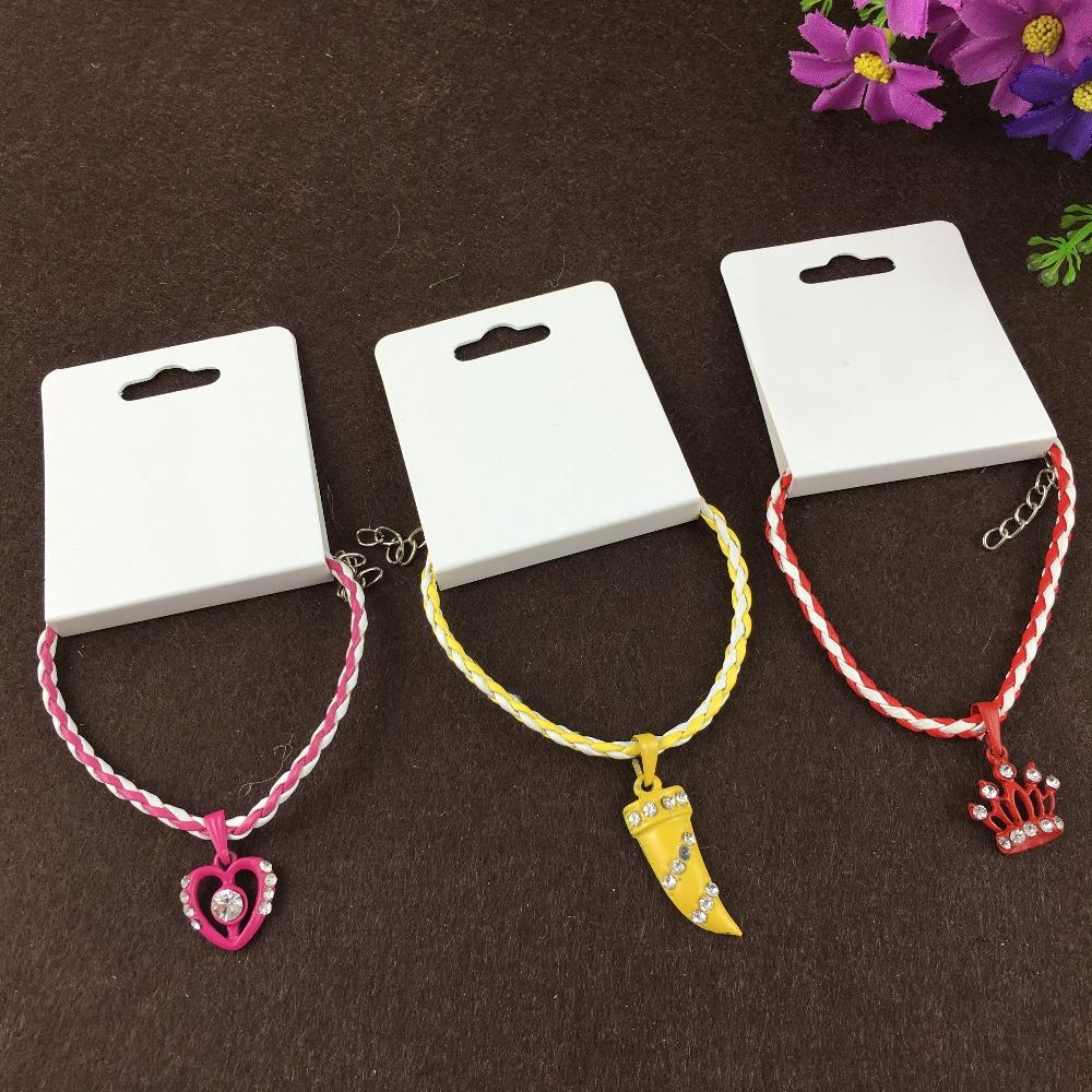 Diy Bracelet Display Card
