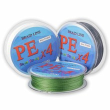 2016 New Super Strong PE Braided Fishing Line Carp Fishing Rope Wire 100m 4 Stands 10LB-80LB